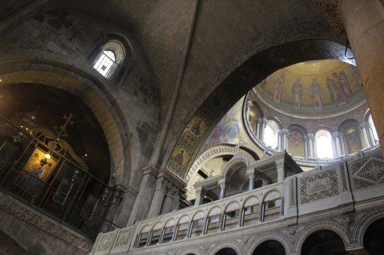 Iglesia del Santo Sepulcro: Volte