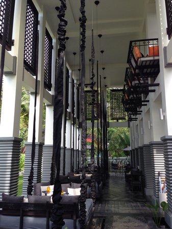 Shinta Mani Club: The restaurant