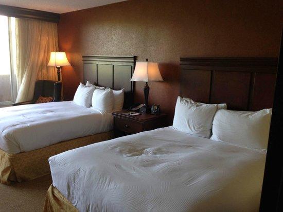 Park Vista - DoubleTree by Hilton Hotel - Gatlinburg: 2 Queens