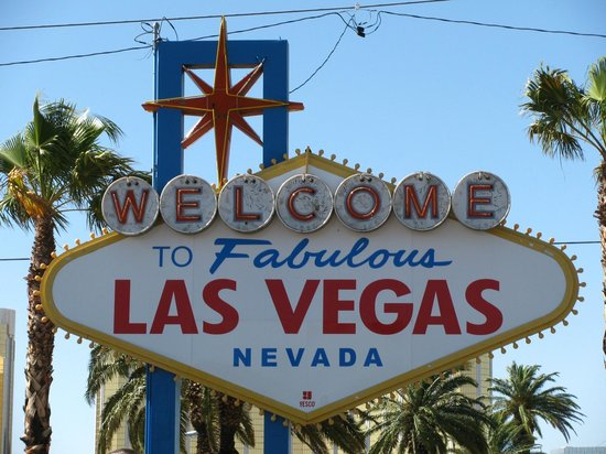 Stratosphere Hotel, Casino and Tower: Welcome Las Vegas
