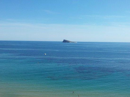 Villa Del Mar Hotel: vista desde la terraza