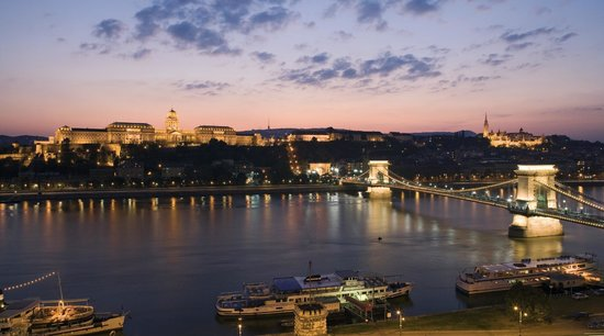 Sofitel Budapest Chain Bridge: View