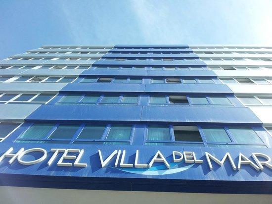 Villa Del Mar Hotel: fachada