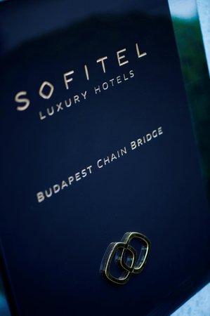 Sofitel Budapest Chain Bridge : Logo