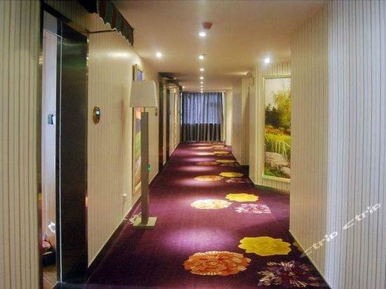 May Fashion Hotel : Hotel Hallway