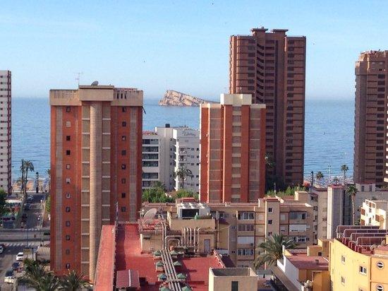 Sandos Monaco Beach Hotel & Spa: Balcony view
