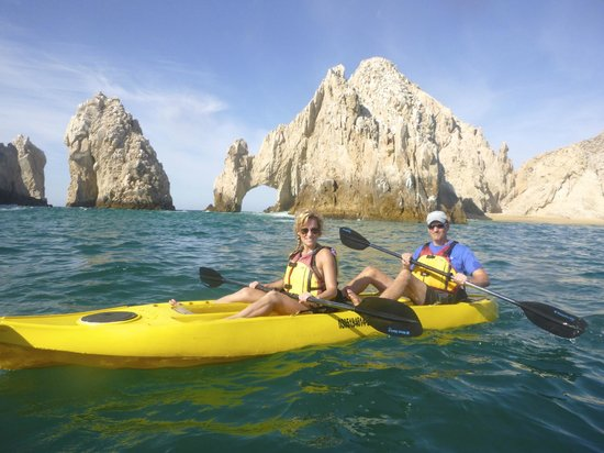 Las Ventanas al Paraiso, A Rosewood Resort: Kayak & Snorkelling tour