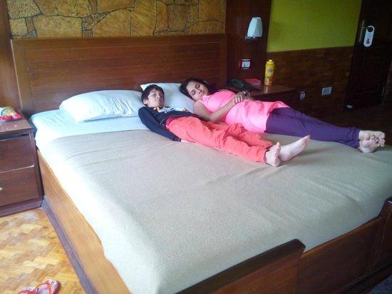 Hotel Sunpark Ooty: Room#105