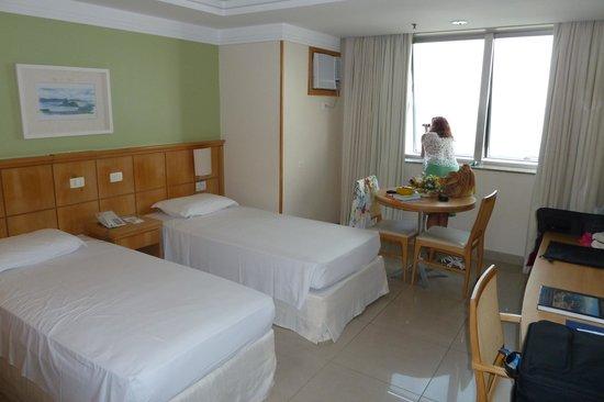 Hotel Astoria Palace : Zimmer einfach und gut