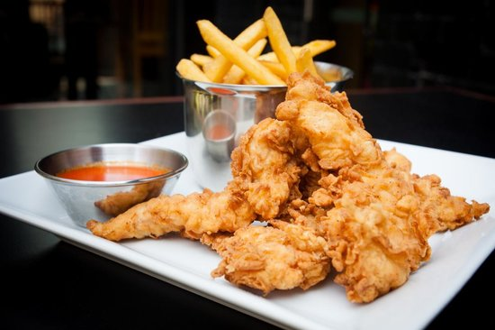 Jack Astor's Bar & Grill : Cluckin' Fresh Chicken Fingers
