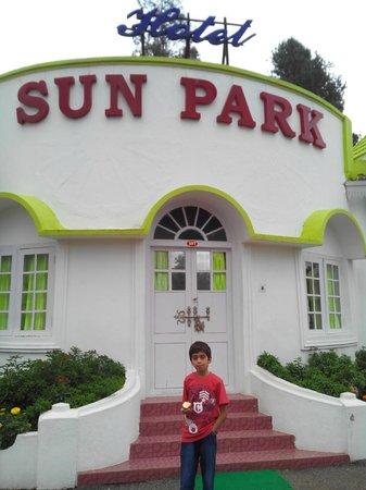 Hotel Sunpark Ooty: Hotel Sun Park - Main Building