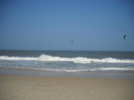 Ocean from the Atlantic View Hotel Dewey Beach DE