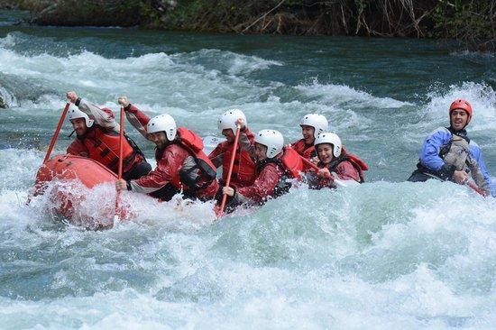 La Rafting Company : Agua va!