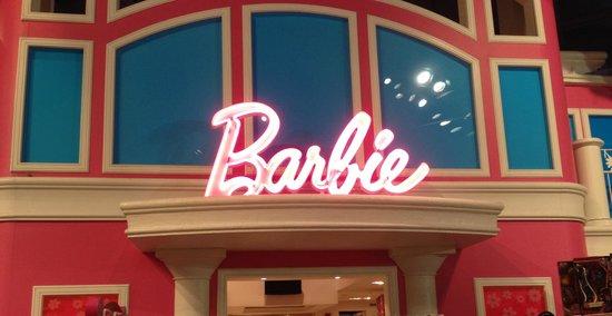 Toys 'R' Us Times Square: La casa di Barbie
