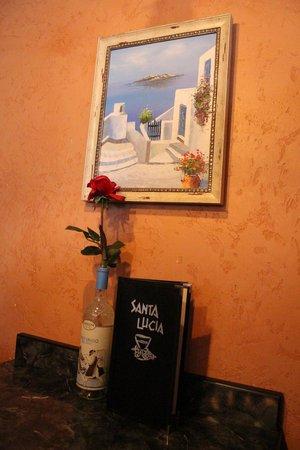 Santa Lucia : Cozy Atmosphere