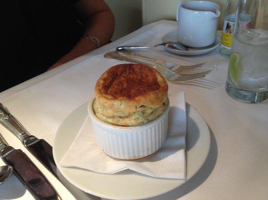 Langans Brasserie : Souffle