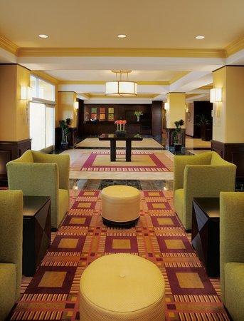 达拉斯市场中心万豪套房酒店