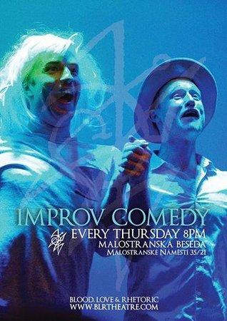 The Improv Comedy Show
