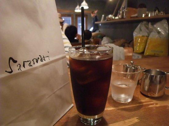 Sarasvati : アイスコーヒー