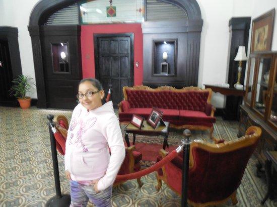 Gran Hotel Costa Rica: lobby area