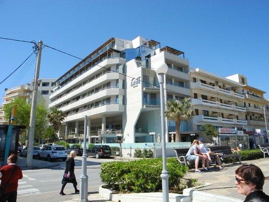 Kriti Beach Hotel : Hotellet