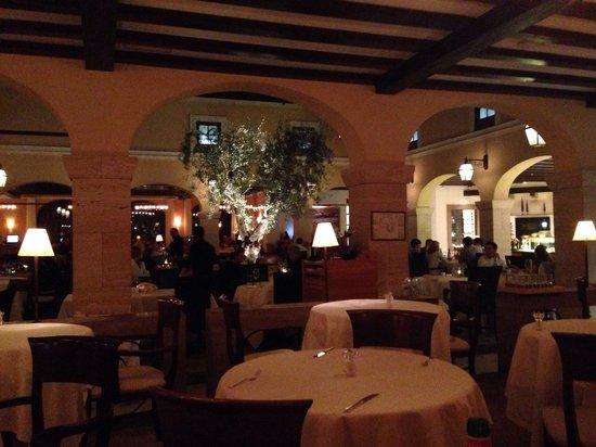 Hotel Adler Thermae Spa & Relax Resort: Sala ristorante.