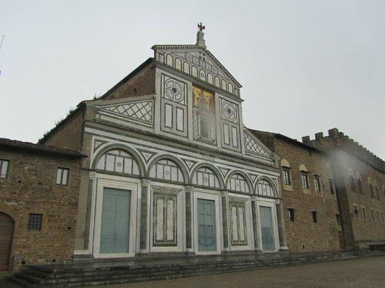 Basilica San Miniato al Monte : basilica di San Miniato al Monte