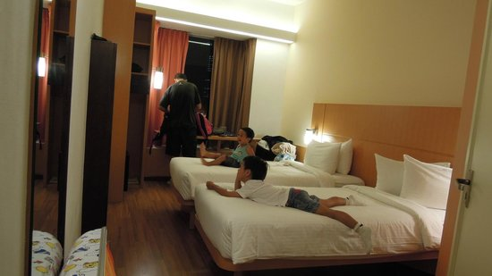 Ibis Singapore on Bencoolen: Room/suite