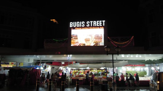 Ibis Singapore on Bencoolen: bugis street