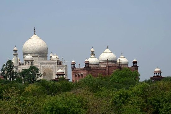 Taj Nature Walk : Altogether a different view
