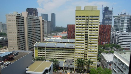 Ibis Singapore on Bencoolen: View from room