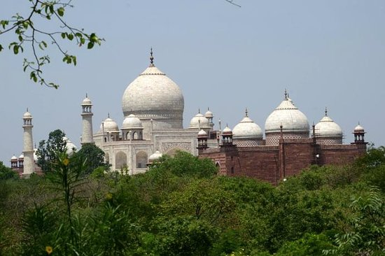 Taj Nature Walk: Well maintained place