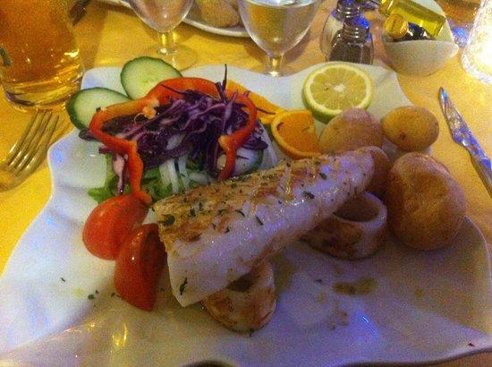 Grill Costa Mar : Calamaro alla Plancha