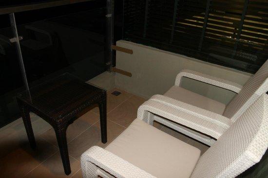 The Senses Resort: balcony
