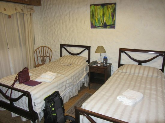Schilling Hostal Patagonico: Private Room