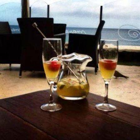 Marea Terraza Lounge Bar : Sangrìa al Marea.