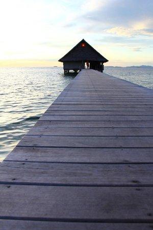 Raja4Divers Resort: Romantik pur