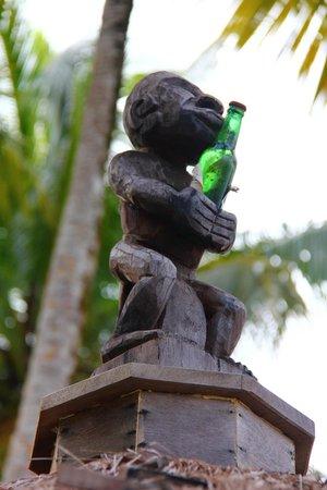 Raja4Divers Resort: Eine gesellige Sache