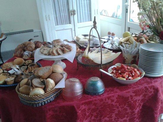 Ill Maggese : colazione