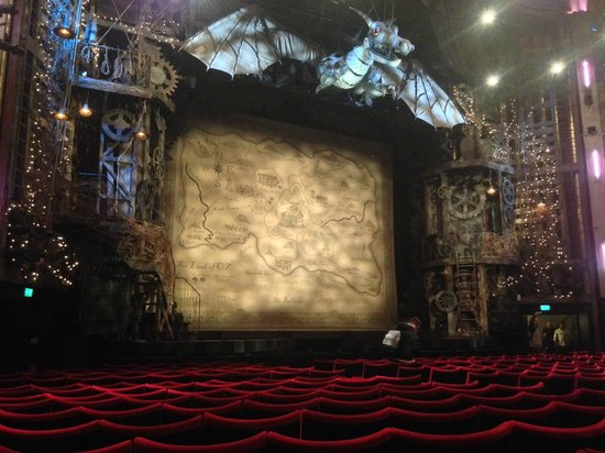 Wicked the Musical: View from P40/P41