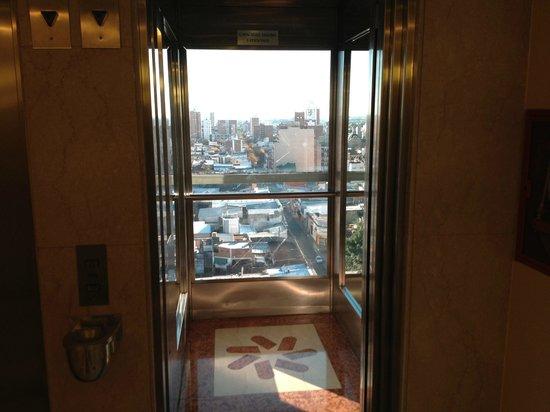 InterTower Hotel : ascensor