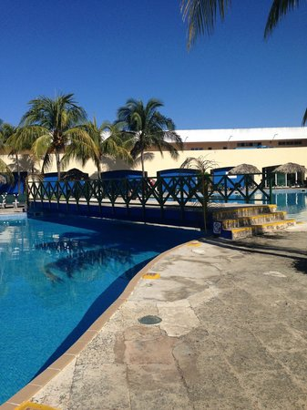 BelleVue Palma Real: территория отеля