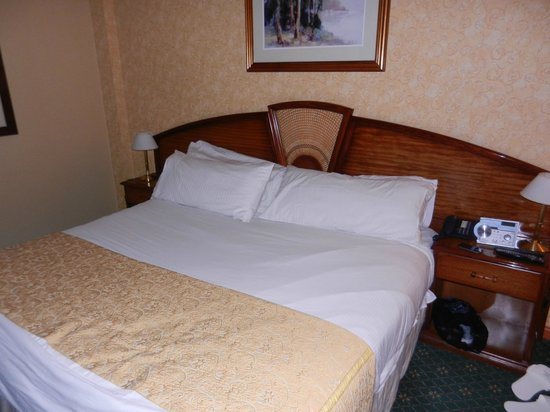 InterTower Hotel : cama