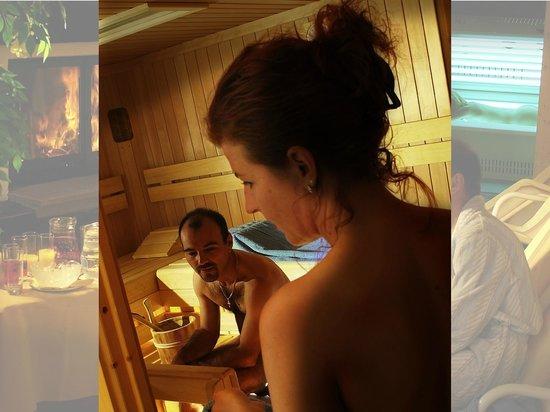 Landhotel Kaserer: Sauna