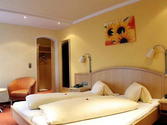 Landhotel Kaserer: Doppelzimmer im Landhotel (Haupthaus) - Doppelzimmer