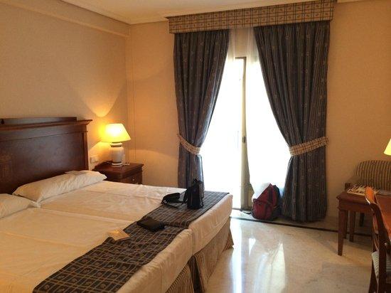 Hotel Fernando III: Bedroom