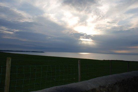 Natural Retreats Llyn Peninsula : View from the Tack Room