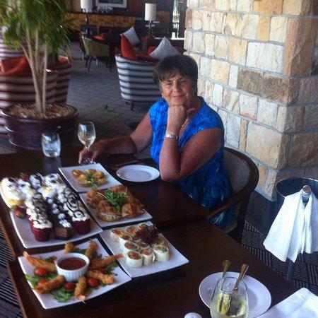 Arabella Golf Estate : High tea at Arabella read review