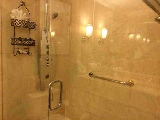 Fairmont Washington, D.C. Georgetown: Shower