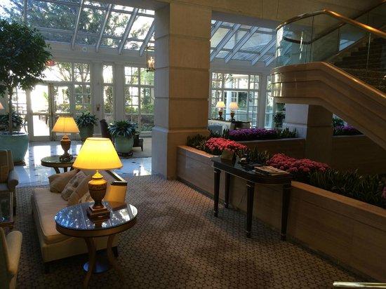 Fairmont Washington, D.C. Georgetown: Lobby